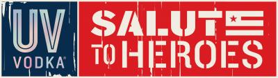 UV VODKA Salute to Heroes