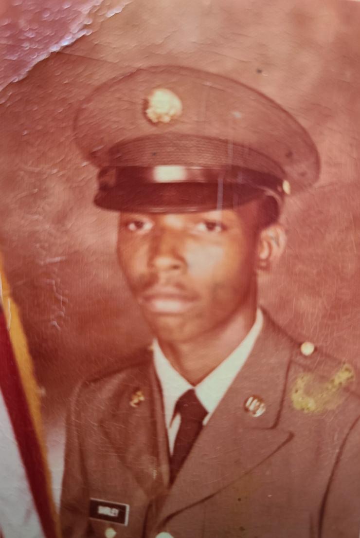 Service over self: A veteran trailblazer paves the way